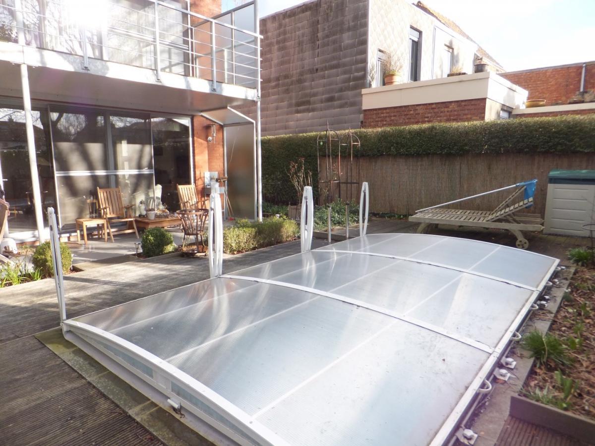 Overdekte Zithoek Tuin : Overdekte zithoek tuin cheap moderne tuin door werkhaus design